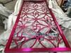 沧州雕花铝板屏风简约欧式铝板雕刻屏风