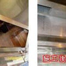 朝阳高压人工专业清洗油烟罩省时省力排烟管道清洗管家