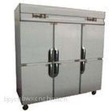 餐厅冰箱维修六开门冰箱维修换压机=压机加氟出售二手冰箱图片
