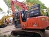 日立zx120挖掘機低價銷售。
