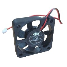 DC散热风扇50105V12V直流风扇大风量低静音硬盘风扇5010散热风扇