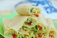 大饼卷菜制作技巧家常做法沧州大饼卷菜培训