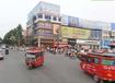 中山路和葵城路交叉口,新世纪广场对面广告位