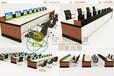 国能SPS-K系列监控操作台中控室控制台高端雅致系列