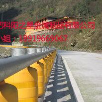 钦州旋转式护栏、滚筒护栏科阳之星厂家专业生产安装