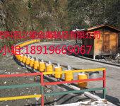 秦皇岛旋转式护栏、高速防撞护栏厂家专业安装销售