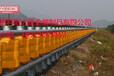 广西北海市旋转桶护栏、高速防撞护栏科阳之星专业安装队