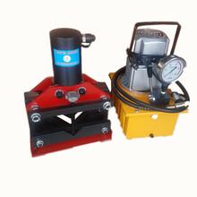 液壓角鋼切斷機供應商圖片