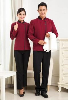 订做临沂保洁服百度一下伟红服饰