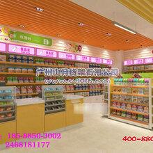 母婴店零食货架摆放、母婴店货架图片欣赏、母婴店货架安装图片