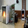 山東顆粒取暖爐現貨,顆粒采暖爐,生物質壁爐大優惠