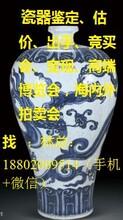 青花云龙纹梅瓶特点特征,湛江近期价格如何??图片