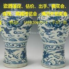 青花云龙纹梅瓶价值,湛江近期拍卖价格,市场走向?图片