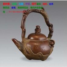 陈鸣远紫砂壶哪里交易最好?吉安市鉴定陈鸣远紫砂壶真伪图片