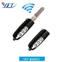 可定制工厂直销433拷贝型BM钥匙对拷型汽车钥匙片无线遥控器