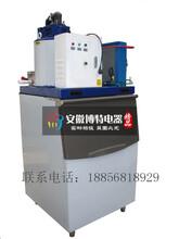 佳伯JBAF-0.3TR4片冰机定做制冰机流水式制冰机水产制冰机超市制冰机图片