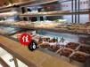 火锅店菜品冷藏柜后补式菜品熟食展示柜明档式菜品柜