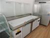 定制带盖?#20849;?#29087;食展示柜卧式冷藏柜自助餐展示柜酱菜展示柜