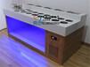 火锅调料台蘸料冷藏展示台自助火锅调料柜调料冷藏柜