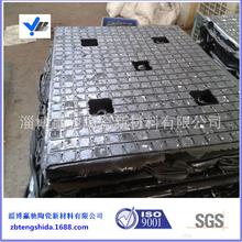 邯郸赢驰料车用氧化铝耐磨陶瓷橡胶复合板图片
