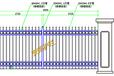 湖南陽臺欄桿型材廠家庭院圍墻欄桿圖片