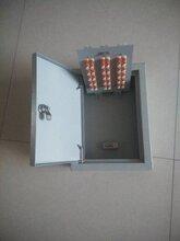 西安联电30对室内明装电话箱厂家直销图片