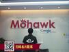 深圳公司大门背景墙logo标志制作