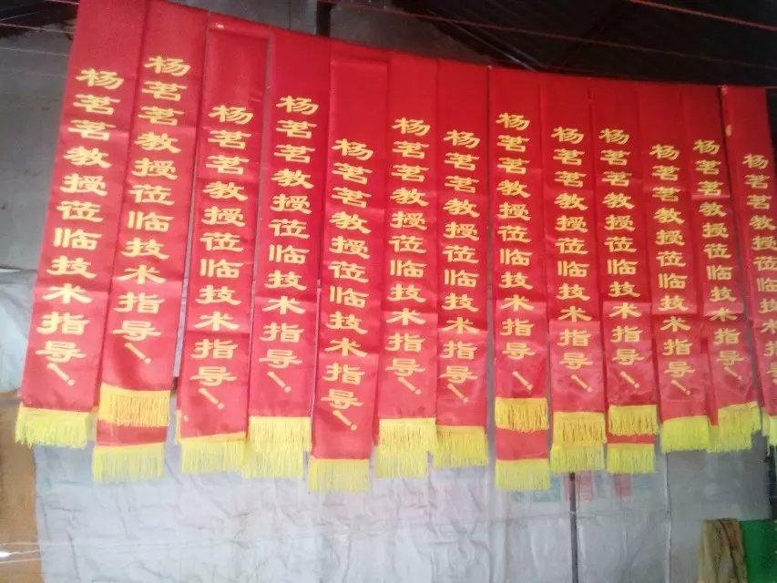 深圳波点广告专业制作条幅,横幅锦旗
