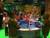 山东盛唐游乐设备水乐堡水动力室内玩水设备亲子戏水乐园