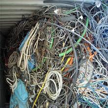 舊電纜回收回收站日照本月價格上調圖片