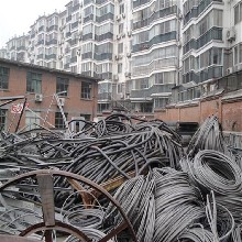 報廢電纜回收回收站金昌一噸價格圖片