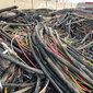 温州电缆收购(废旧海电缆回收)打包处理图片