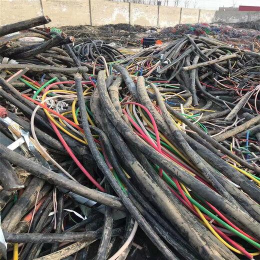 吉林(50對通信纜回收)/吉林回收電線每米多少