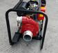 柴油电启动污水泵4寸