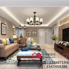 南京装潢设计-津桥洋房90平简约风-南京装潢设计
