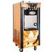商用软冰淇淋机_双缸立式冰淇淋机_三头台式冰激凌机
