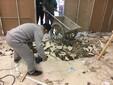 南京玄武区专业破碎砸墙,拆吊顶,砌墙,内外墙粉刷,钢结构拆除施工中心图片