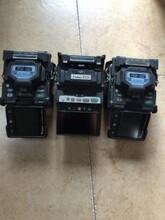 闲置出售藤仓60R住友66M带状60S光纤熔接机图片