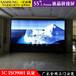 上海博慈3.5mm55寸液晶拼接屏成为大屏拼接市场主流技术