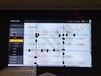 博慈55寸液晶拼接屏助广东江门数控机床管理系统玩出新模式