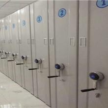 滨州密集架移动档案柜施工价格图片