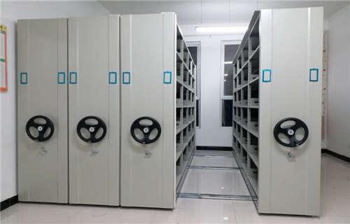 文登密集电动智能档案架公司报价