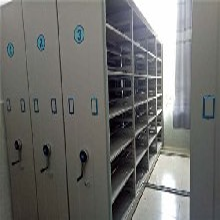 嘉荫方向盘型密集柜日常维修图片