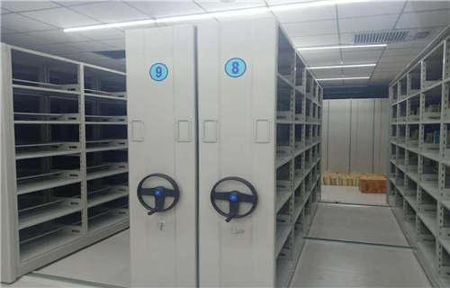 鹤岗智能自动档案柜专卖店
