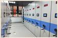 龍南智能型檔案館密集柜操作步驟