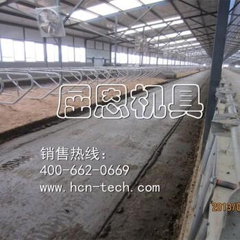 HCN屈恩机具滑移推粪车,0516推粪器,牧场清粪设备