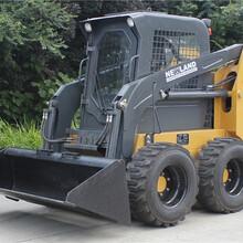 滑移装载机山猫式滑移装载机国产滑移装载机