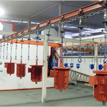油箱前处理喷粉线xytzsb-0116