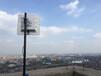 锡盛微视无线网桥WS-5G20B室外点对点10公里高清视频无线传输设备,森林无线高清摄像机传输系统