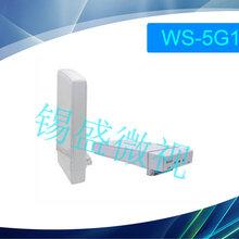 工业级无线网桥WS-5G15室外无线视频监控传输设备图片